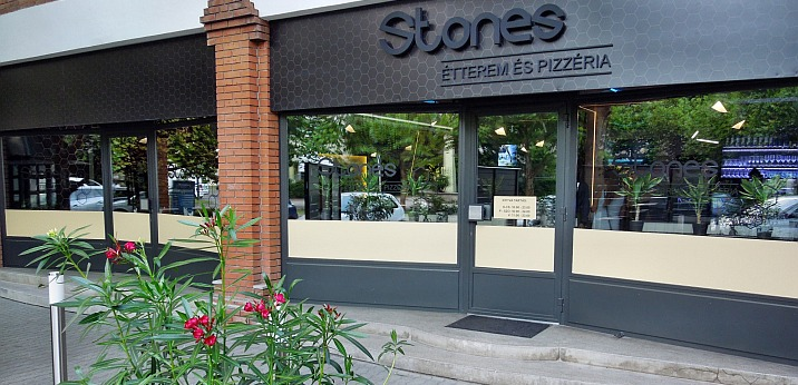 Stones Étterem és Pizzéria - Főoldal