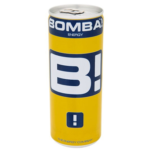 Bomba energiaital 250 ml.